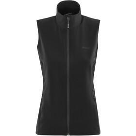 Bergans Ramberg Softshell Vest Dam black/solid charcoal